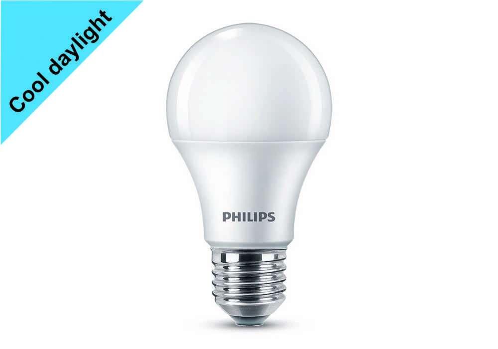 Ecohome LED Bulb 9W E27 6500K 1PF/20RCA